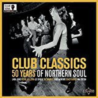 Club Classics - 50 Years Of Northern Soul [VINYL]